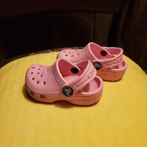 CROCS Shoes | Crocs Toddler Size 4 Pink